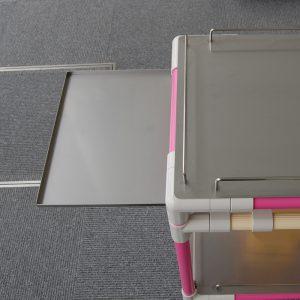ステンレス製スライドプレート